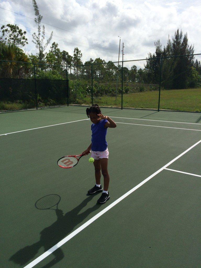 Tennis Drills 012