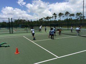 Ymca  School Tennis Program