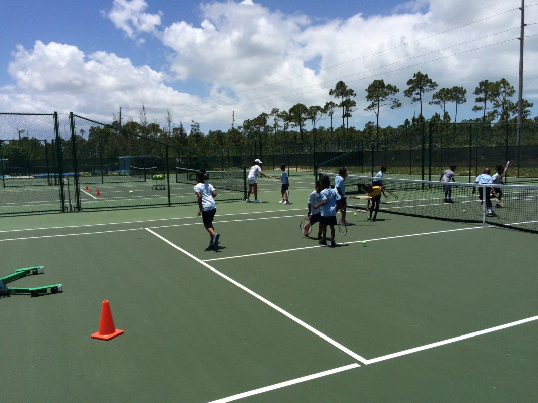 Ymca  School Tennis Program