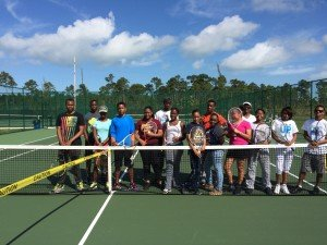 The Yellow Elder Debutante  Tennis Day  2016 003