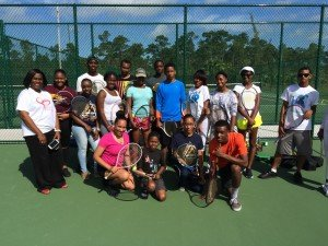 The Yellow Elder Debutante  Tennis Day  2016 005