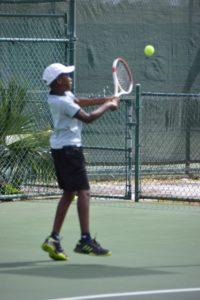 Kofi  ITF 2016 - 6