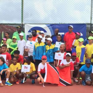 Team Bahamas In Curacao
